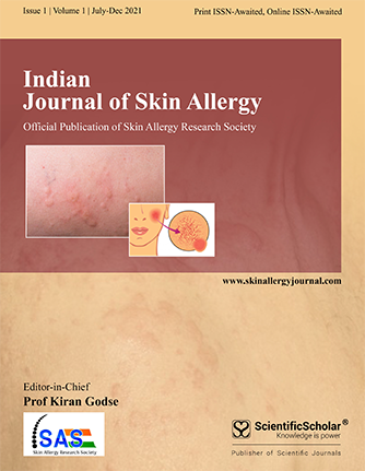 Indian Journal of Skin Allergy